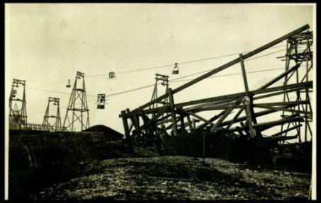 Adria Herhe: teleferica per trasporto carbone