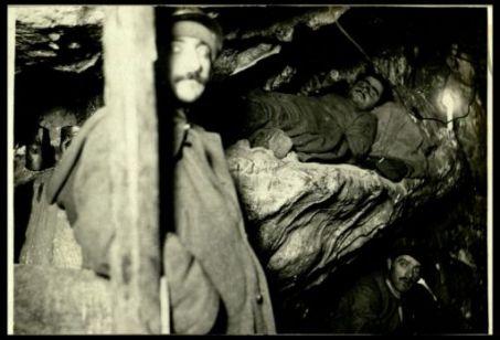 Caverna sul Faiti Krib