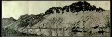 Il Monte Cimone e Arsiero