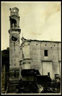 Val d'Astico: la chiesa