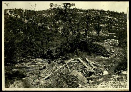 Mulino di Pietra Rossa. Azione 23 maggio 1917