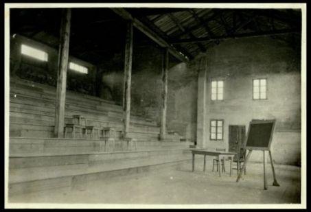 Università Castrense di S. Giorgio Nogaro. Aula Magna