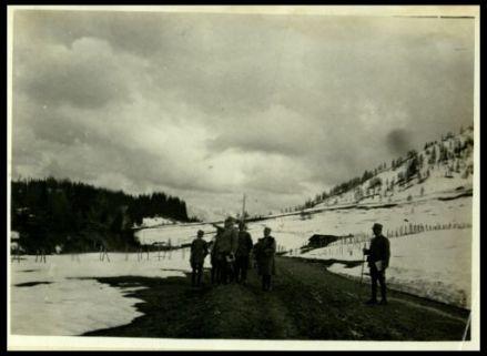 S.E. Cadorna: a Monte Croce