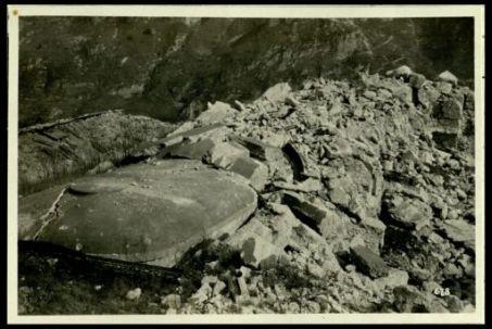 Rovine del Forte Ratti.
