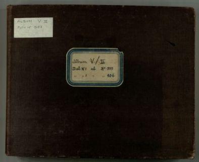 Album V 2 Sezione fotocinematografica