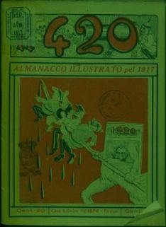 420 : almanacco illustrato pel 1917