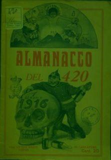 Almanacco del 420 : profezie per l'anno 1916