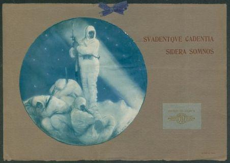 ...Suadentque cadentia sidera somnos  / Arturo Dazzi