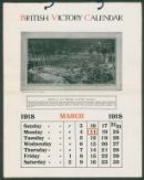 British victory calendar