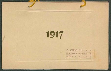 1917 [Calendario]