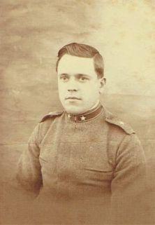 Ritratto di un soldato