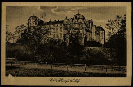 Celle, Konig Schloss