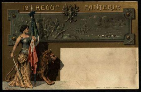 12. Regg.to Fanteria