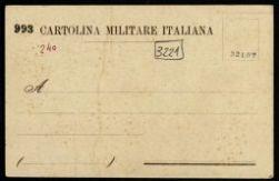 42° Reggimento Fanteria. Arrivo del 3° Battaglione a Bardonecchia per prendere parte alle manovre di campagna