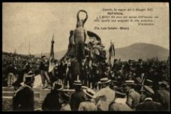 Quarto, la sagra del 5 maggio 1915. Nell'attesa