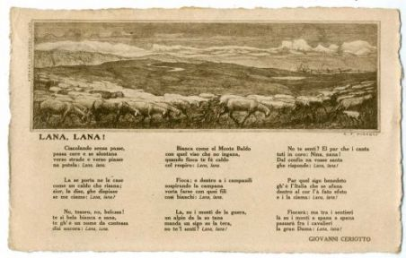 Lana, lana! / C.F. Piccoli