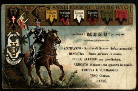 Cavalleggeri Umberto I / T. Scarpelli