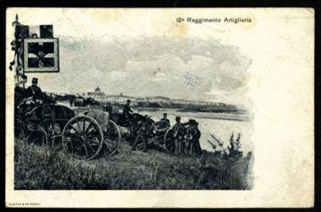 12. Reggimento Artiglieria