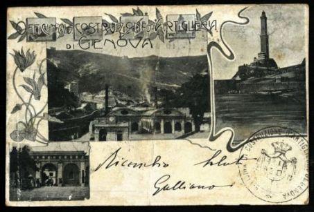 Officina di Costruzione d'Artiglieria di Genova