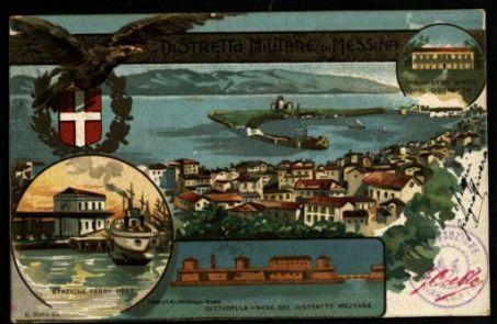 Distretto Militare di Messina / G. Ocello