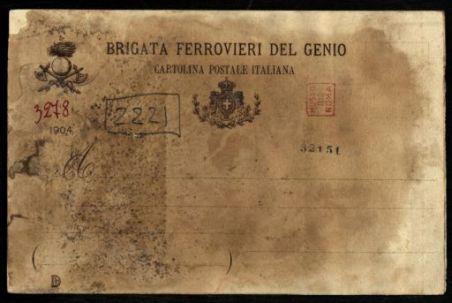 Brigata Ferrovieri del Genio / Tassinari
