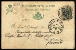 4° Reggimento Alpini.