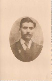Ritratto del soldato Vincenzo Del Prete