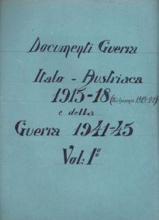 Diario della guerra italo-austriaca 1915-18 di Vittorio Mascherini