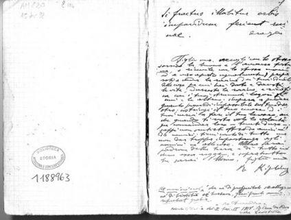 Diario del generale Caviglia