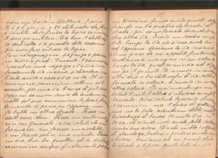 Diario di guerra del soldato Francesco De Peppo, 6 marzo - 4 novembre 1918