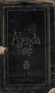 Diario di Mario Calienno : Agenda 1915