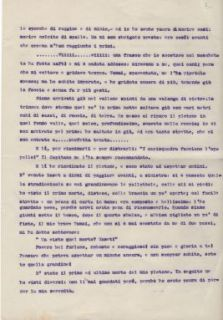 Diario di guerra del Sottotenente Teodoro Capocci : Assalto a monte Sabotino