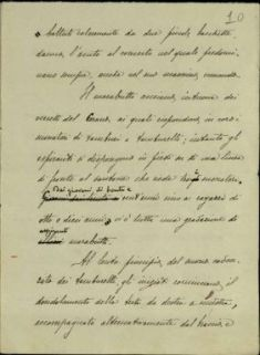 Appunti sulla guerra in Cirenaica 1912-1913 del maggiore, poi tenente colonnello, Alberto Spada, comandante della Ridotta dell'Olivo