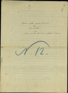 Diario della guerra del 1915. Barletta. Notizie raccolte dal canonico Santeramo