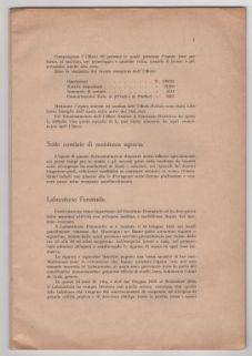 Relazione Rendiconto al 30 settembre 1916