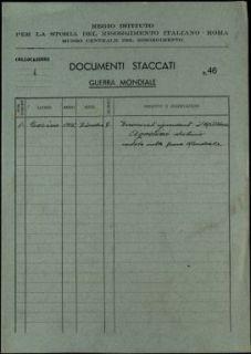 Agostini Antonio, Roburent (Cuneo)