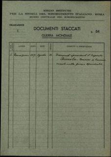 Aimola Enrico, Rocca S. Giovanni (Chieti)