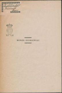 Renzo Guidicelli : [commemorazione] / [A.S.]