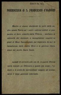 Parrocchia di S. Francesco d'Albaro