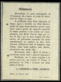 Milanesi, ricordiamo la gesta antiveggente di D'Annunzio che rispose al grido di italianità di Fiume in piena ...  / le legionarie di Fiume e Dalmazia