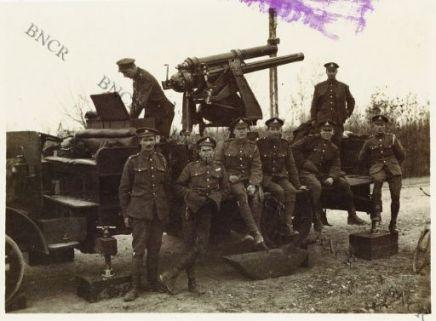Batterie antiaeree inglesi