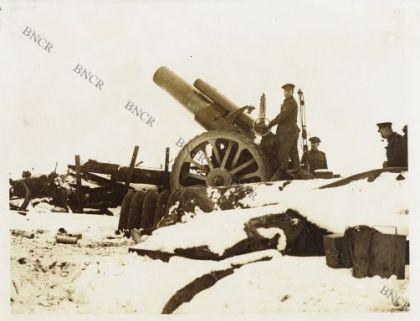 Fotografie di soldati inglesi sul fronte occidentale