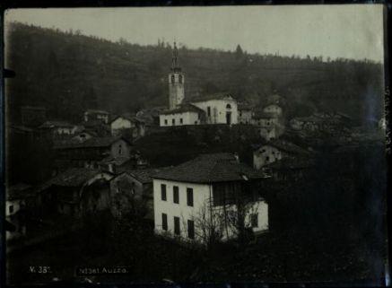 Auzza. Fotografia dell'esercito Austro-Ungarico