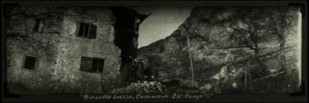 """""""Casotto Basso"""", comando 26° Comapagnia"""