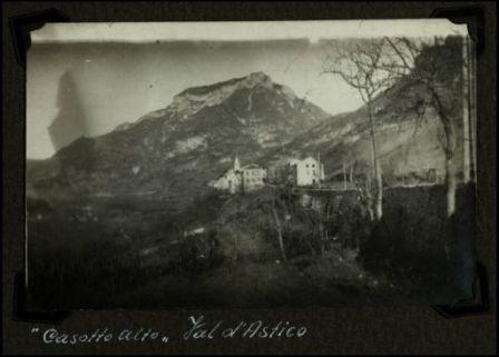 """Casotto Alto"", Val d'Astico"