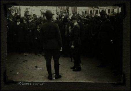 Fiume 4.12.1919