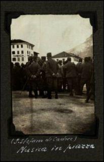 S. Stefano di Cadore. Musica in piazza
