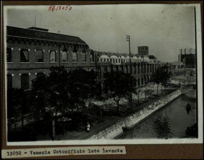13050 - Venezia. Cotonificio lato levante