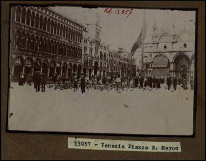 13057 - Venezia. Piazza S. Marco