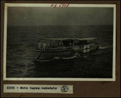 Moto barca ospedale